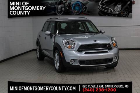 2016 MINI Countryman for sale in Gaithersburg, MD