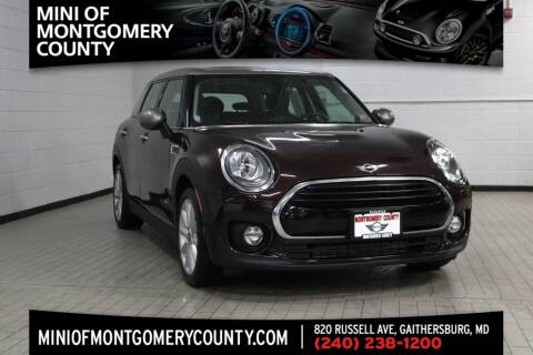 2017 MINI Clubman for sale in Gaithersburg, MD