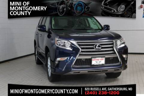 2017 Lexus GX 460 for sale in Gaithersburg, MD