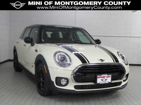 2017 MINI Clubman Cooper ALL4 for sale at MINI of Montgomery County in Gaithersburg MD