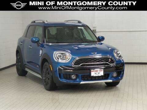 2020 MINI Countryman Cooper S ALL4 for sale at MINI of Montgomery County in Gaithersburg MD