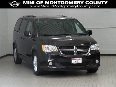 2018 Dodge Grand Caravan SXT for sale at MINI of Montgomery County in Gaithersburg MD