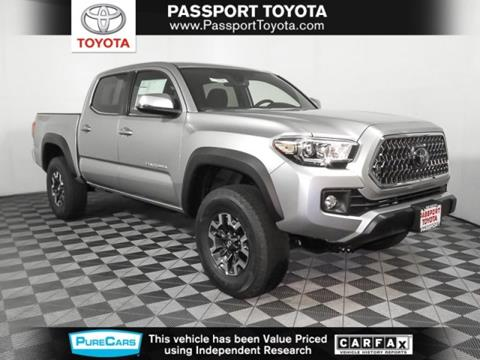 2018 Toyota Tacoma For Sale In Marlow Heights, MD