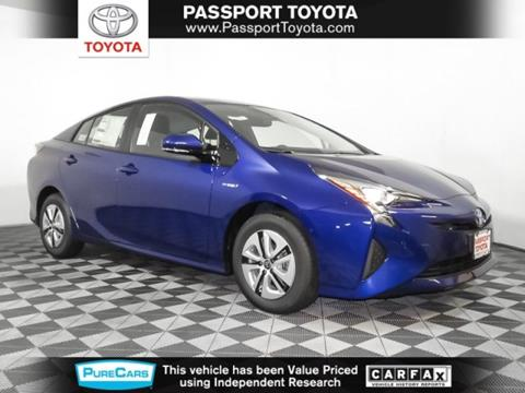 Perfect 2018 Toyota Prius For Sale In Marlow Heights, MD