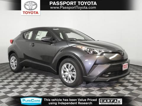 2019 Toyota C HR For Sale In Marlow Heights, MD