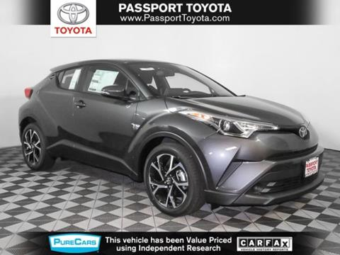 Beautiful 2019 Toyota C HR For Sale In Marlow Heights, MD