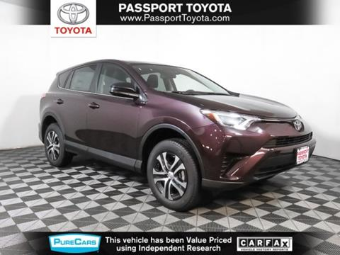 Lovely 2018 Toyota RAV4 For Sale In Marlow Heights, MD