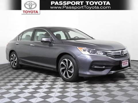 2016 Honda Accord for sale in Marlow Heights, MD