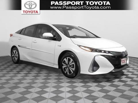 2018 Toyota Prius Prime for sale in Marlow Heights, MD