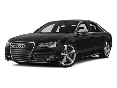 Infiniti Of Suitland >> Used Audi S8 For Sale - Carsforsale.com®