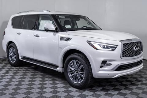 2019 Infiniti QX80 for sale in Suitland, MD