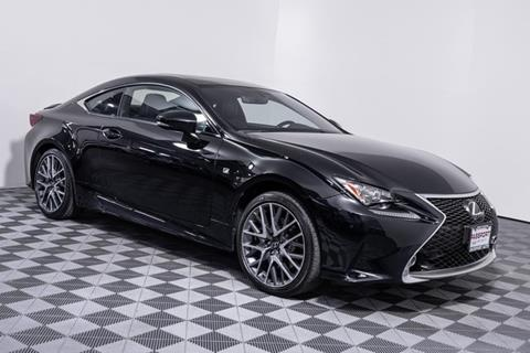 2016 Lexus RC 300 for sale in Suitland, MD