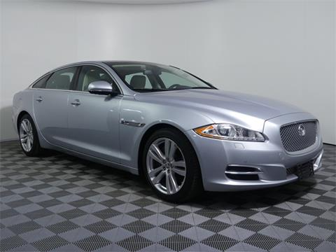 Infiniti Of Suitland >> Used 2011 Jaguar XJ For Sale - Carsforsale.com®