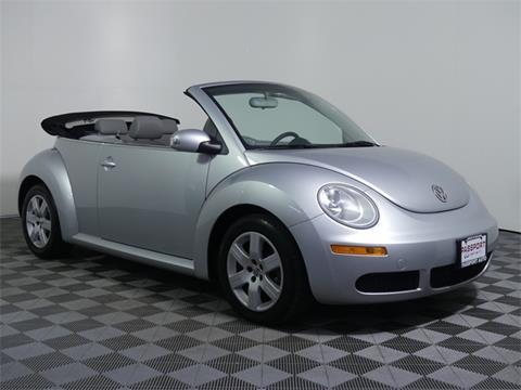 2007 Volkswagen New Beetle for sale in Suitland, MD