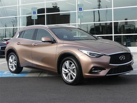 2017 Infiniti QX30 for sale in Suitland, MD