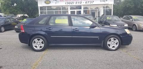 2006 Chevrolet Malibu Maxx for sale in New Castle, DE