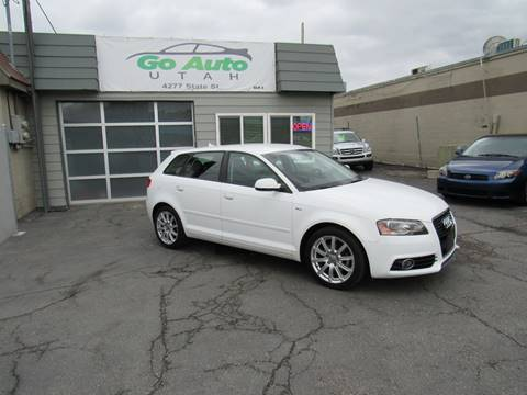 Audi A3 For Sale In Murray Ut Go Auto Utah