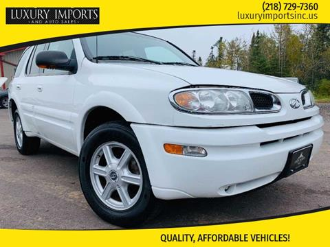 2003 Oldsmobile Bravada for sale in Hermantown, MN