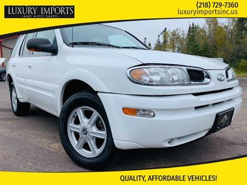 2003 Oldsmobile Bravada for sale in Hermantown, MN