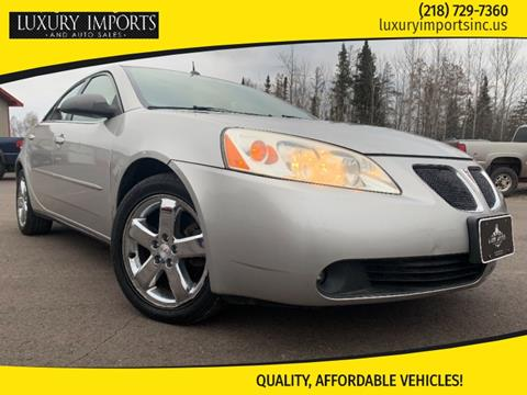 2005 Pontiac G6 for sale in Hermantown, MN