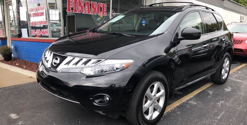 2010 Nissan Murano For Sale At Roscoeu0027s Family Auto In Bowling Green KY