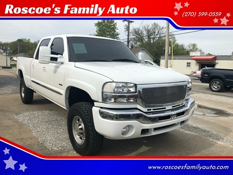 2007 GMC Sierra 2500HD Classic for sale in Bowling Green, KY