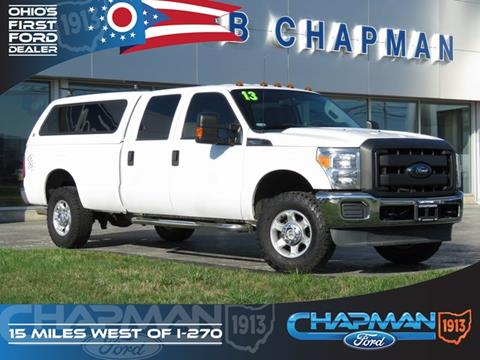 2013 Ford F-250 Super Duty for sale in Marysville, OH