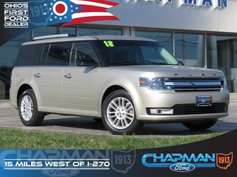 2018 Ford Flex for sale in Marysville, OH