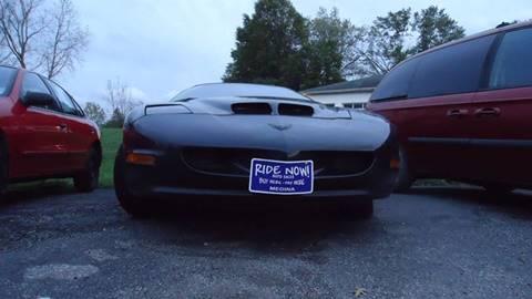 1995 Pontiac Firebird for sale in Medina, OH