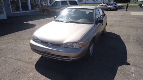 2002 Chevrolet Prizm for sale in Medina, OH