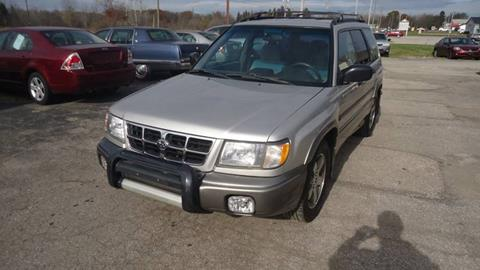 2000 Subaru Forester for sale in Medina, OH