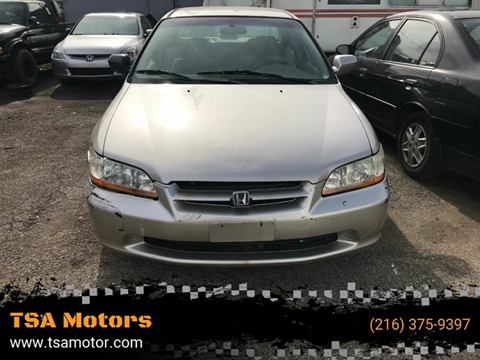 1999 Honda Accord for sale in Cleveland, OH