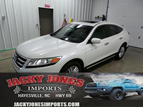 2015 Honda Crosstour for sale in Hayesville, NC