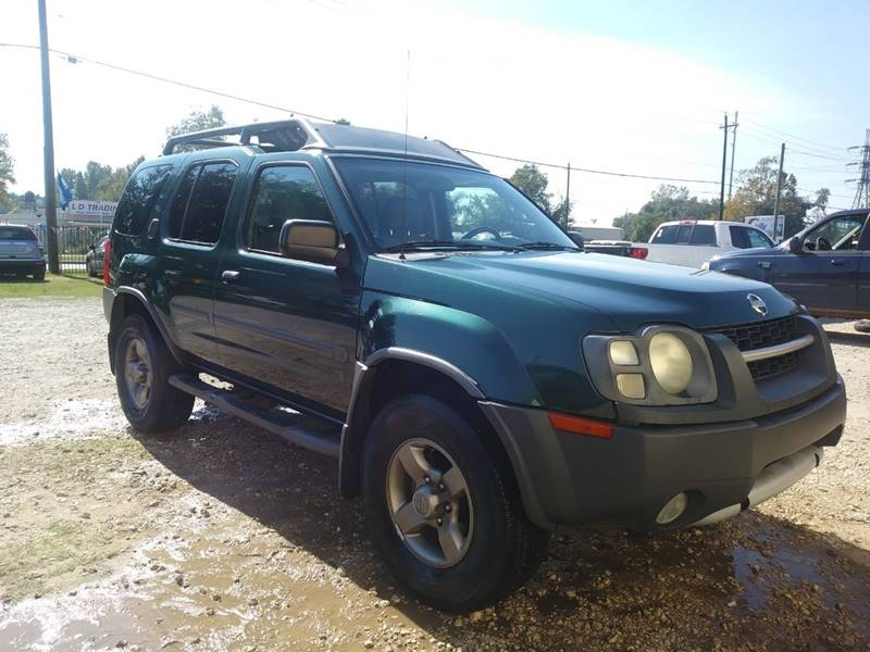 2002 Nissan Xterra For Sale At Mariau0027s Used Cars In Houston TX