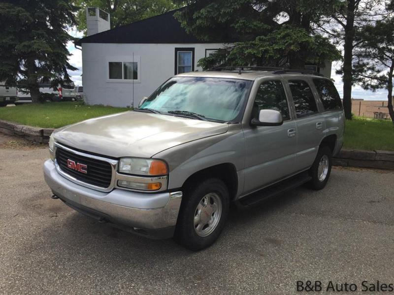2002 GMC Yukon  - Brookings SD