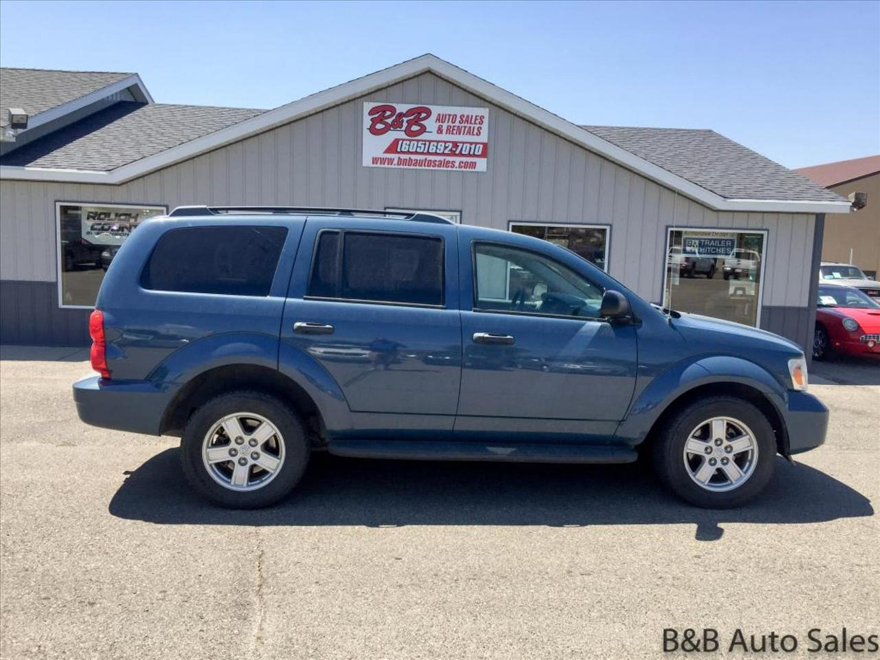 2009 Dodge Durango 4x4 SE 4dr SUV - Brookings SD