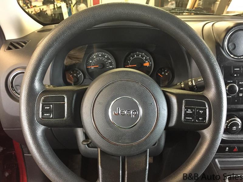 2016 Jeep Patriot  - Brookings SD