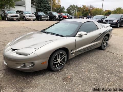 1999 Pontiac Firebird for sale in Brookings, SD