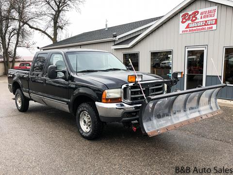 1999 Ford F-250 Super Duty for sale in Brookings, SD