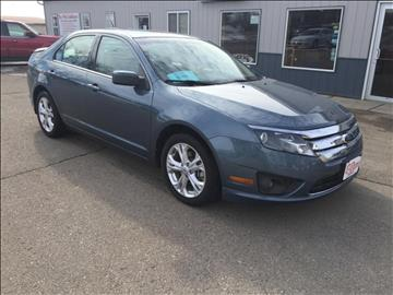 2012 Ford Fusion for sale in Brookings, SD