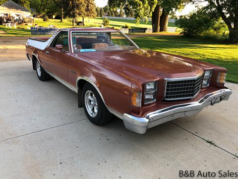 1979 Ford Ranchero for sale in Brookings, SD