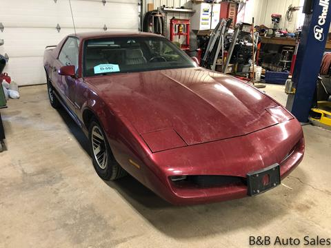1991 Pontiac Firebird for sale in Brookings, SD