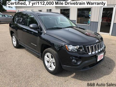 2016 Jeep Compass for sale in Brookings, SD