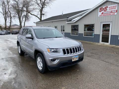 2015 Jeep Grand Cherokee for sale in Brookings, SD