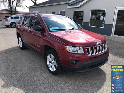 2013 Jeep Compass for sale in Brookings, SD