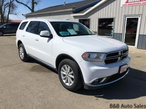 2015 Dodge Durango for sale in Brookings, SD