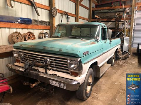 1967 ford f-250 for sale in brookings, sd