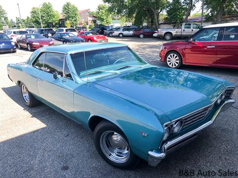 1967 Chevrolet Chevelle Malibu for sale in Brookings, SD
