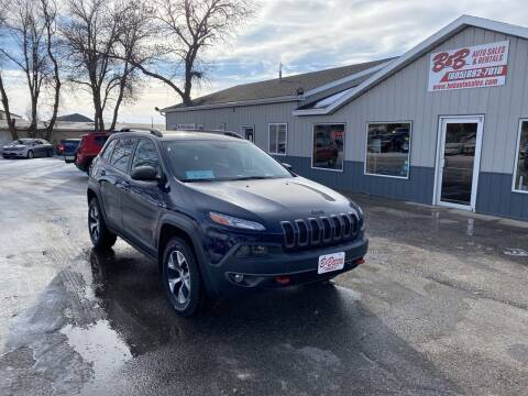 2016 Jeep Cherokee for sale in Brookings, SD