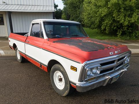 1970 GMC C/K 1500 Series for sale in Brookings, SD